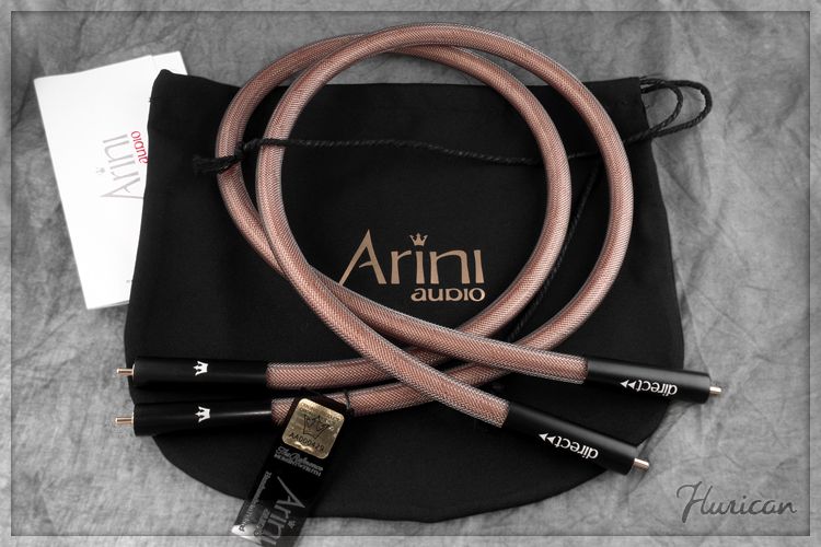 Hurican :: Ambitne kable audio RCA
